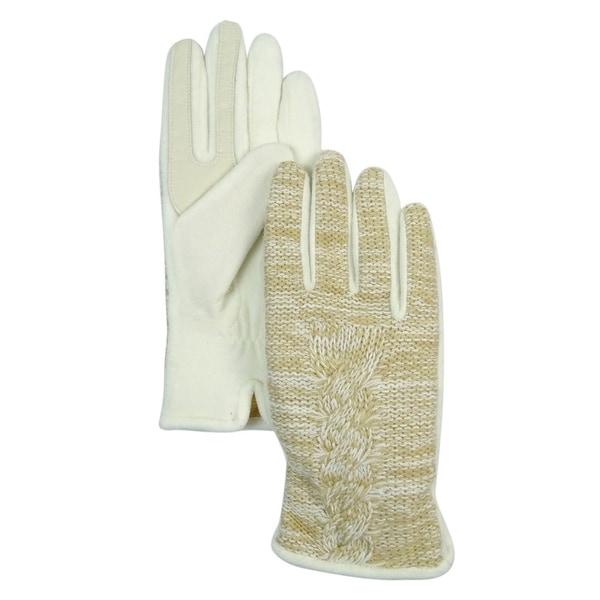 6de87b1e2 Isotoner Women's Signature Smartouch Thermaflex Active Gloves - ultra  violet - xs
