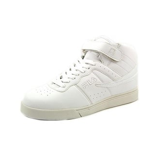 Fila Vulc 13 Men  Round Toe Synthetic White Sneakers