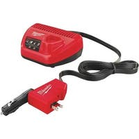 Milwaukee Elec.Tool M12 12V Ac/Dc Charger 2510-20 Unit: EACH
