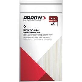 """Arrow 4"""" Slow Glue Sticks"""