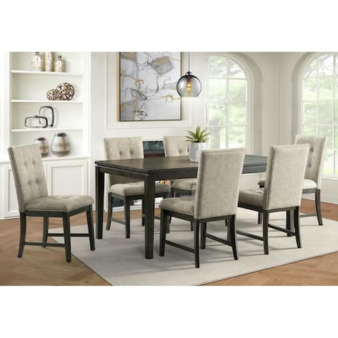 Picket House Furnishings Audrey 7PC Standard Height Dining Set