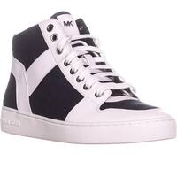 MICHAEL Michael Kors Matty High Top Fashion Sneakers, Navy - 9 us / 40 eu