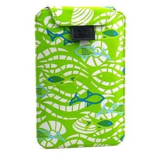 JAVOedge Fish Flex Sleeve Case for Barnes & Noble Nook Color / Nook Tablet