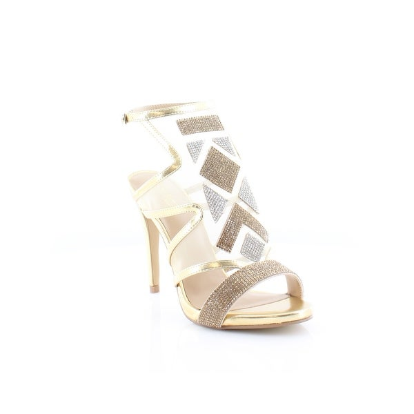 Thalia Sodi Regalo Women's Sandals & Flip Flops Champagne - 7