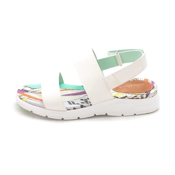 Cole Haan Womens Haileesam Open Toe Casual Slingback Sandals - 6