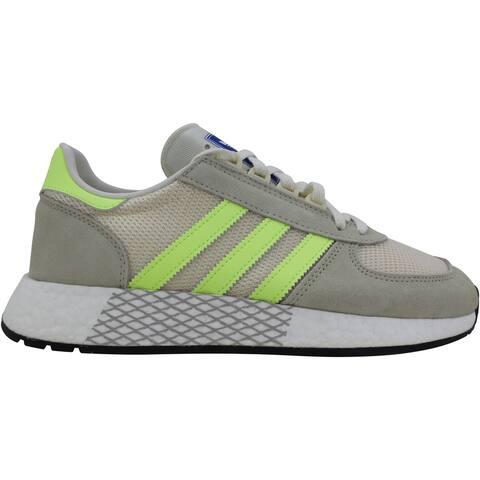 Adidas Marathon Tech Clear Brown/Hi Res Yellow G27418 Men's