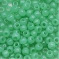 Toho Round Seed Beads 6/0 156 'Ceylon Jade' 8g - Thumbnail 0