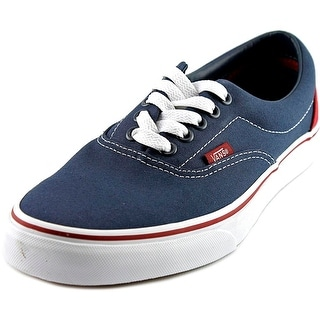 Vans Era Round Toe Canvas Sneakers