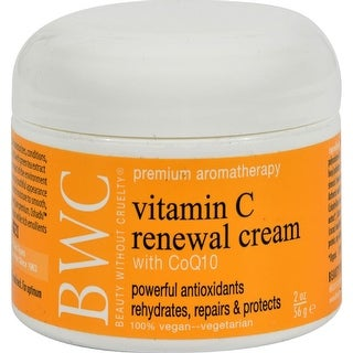 Beauty Without Cruelty - Renewal Cream Vitamin C With Coq10 ( 1 - 2 OZ)