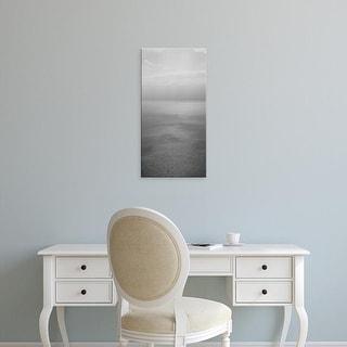 Easy Art Prints Panoramic Images's 'Reflection of clouds on water, Lake Geneva, Switzerland' Premium Canvas Art