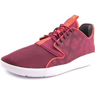 Jordan Eclipse Round Toe Canvas Sneakers
