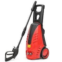 Costway Heavy Duty 2030PSI Electric High Pressure Washer 2000W 1.76GPM Jet Sprayer