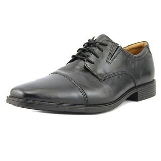 Clarks Tilden Cap W Cap Toe Leather Oxford