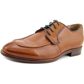 Aston Grey Collection Shaffer Split-toe Leather Oxford