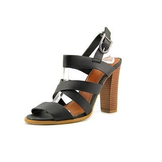 Mia Taylor Open Toe Synthetic Sandals