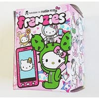 Hello Kitty x Tokidoki Frenzies Blind Box Mini Figure - multi
