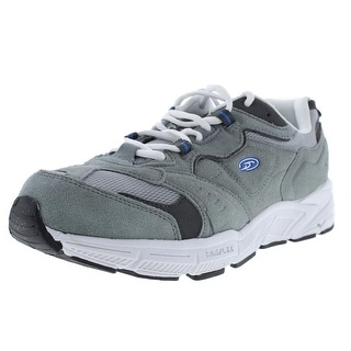 Dr. Scholl's Mens Intel-MT Suede Athletic Walking Shoes