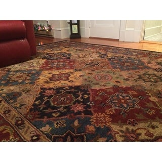 Safavieh Handmade Heritage Ashly Traditional Oriental Wool Rug