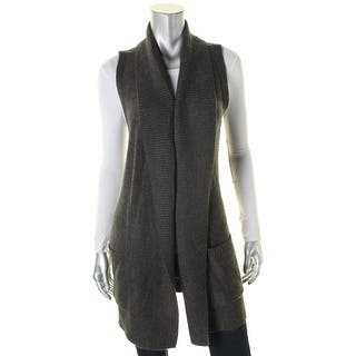 Aqua Womens Casual Vest Knit Long|https://ak1.ostkcdn.com/images/products/is/images/direct/035e518e85307c6860712b886d2b91ace12c9f66/Aqua-Womens-Casual-Vest-Knit-Long.jpg?impolicy=medium