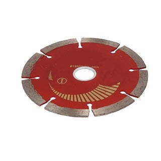 100mm Dia 2mm Thickness Diamond Saw Cutter Cutting Disc for Concrete Brick Tile