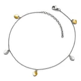 Chisel Stainless Steel Polished Yellow IP Hearts Anklet (1 mm) - 10.5 in https://ak1.ostkcdn.com/images/products/is/images/direct/035ef57a929101647ab061b77b98136433a2d059/Chisel-Stainless-Steel-Polished-Yellow-IP-Hearts-Anklet-%281-mm%29---10.5-in.jpg?impolicy=medium