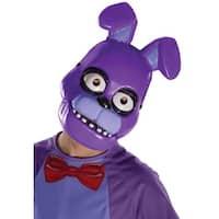 Five Nights at Freddy's Child Costume Half-Mask: Bonnie - Multi