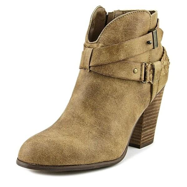 XOXO Womens kasper Round Toe Ankle Fashion Boots
