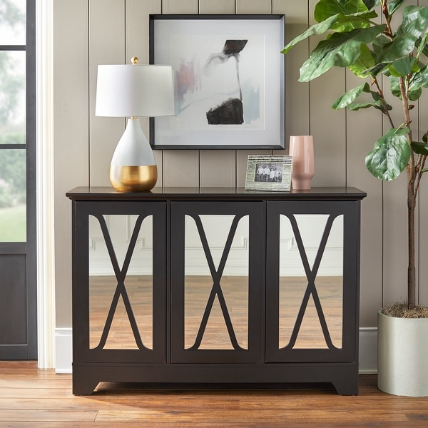 Simple Living Reflections Buffet/ Console. Opens flyout.