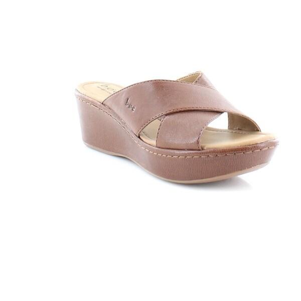 B.O.C. Audrey Women's Sandals & Flip Flops Brown