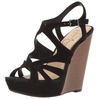 Jessica Simpson Women's Brissah Wedge Sandal