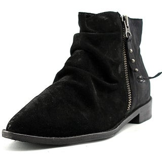 Charles By Charles David Brody Pointed Toe Suede Ankle Boot