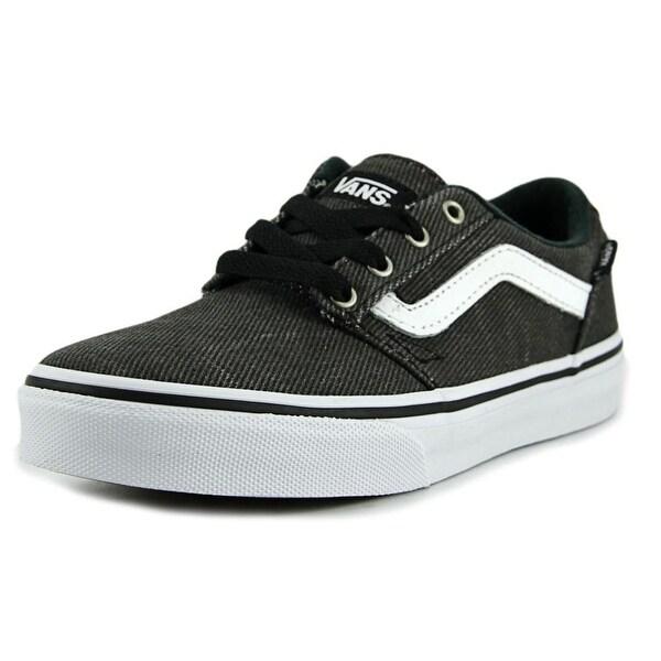 Vans Chapman Stripe   Round Toe Canvas  Sneakers