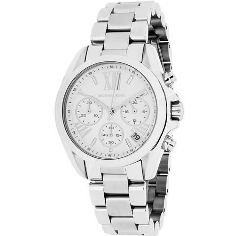 Michael Kors Women's Bradshaw Silver Dial Watch - MK6174 - One Size