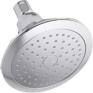Kohler K-457-AK  Memoirs 2.5 GPM Single Function Shower Head with Air-induction Technology