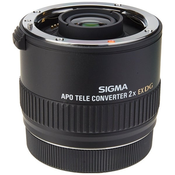 Sigma 2.0X Teleconverter EX APO DG for Canon Mount - Black