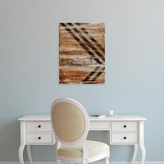 Easy Art Prints Natalie Avondet's 'Traction II' Premium Canvas Art