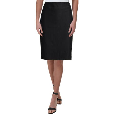 Tahari ASL Womens Pencil Skirt Business Office Wear - 4