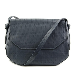 Foley + Corinna Tye Messenger Women   Leather  Messenger - Blue