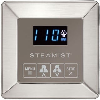 Steamist TSC-250 Total Sense Modern Steambath Control