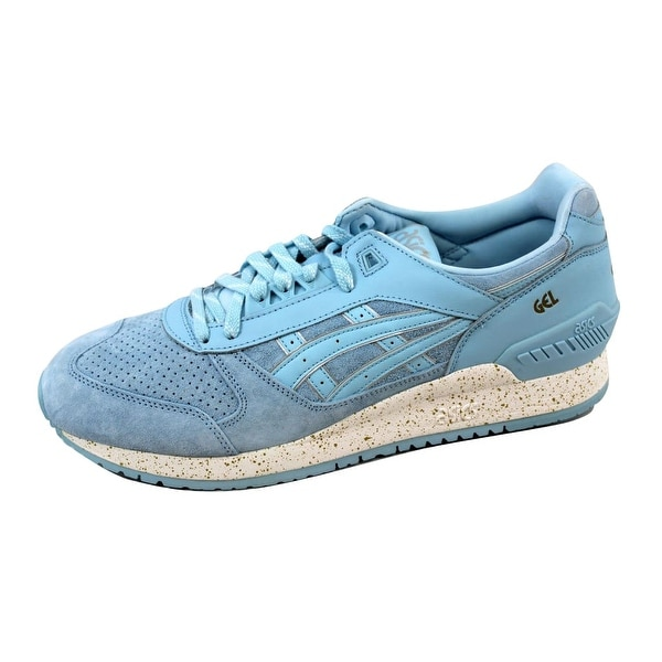 59413928f339 Shop Asics Men s Gel Respector Crystal Blue Crystal Blue H6E3L 4040 ...