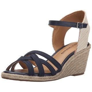 Lucky Women's Kalley3 Espadrille Wedge Sandal
