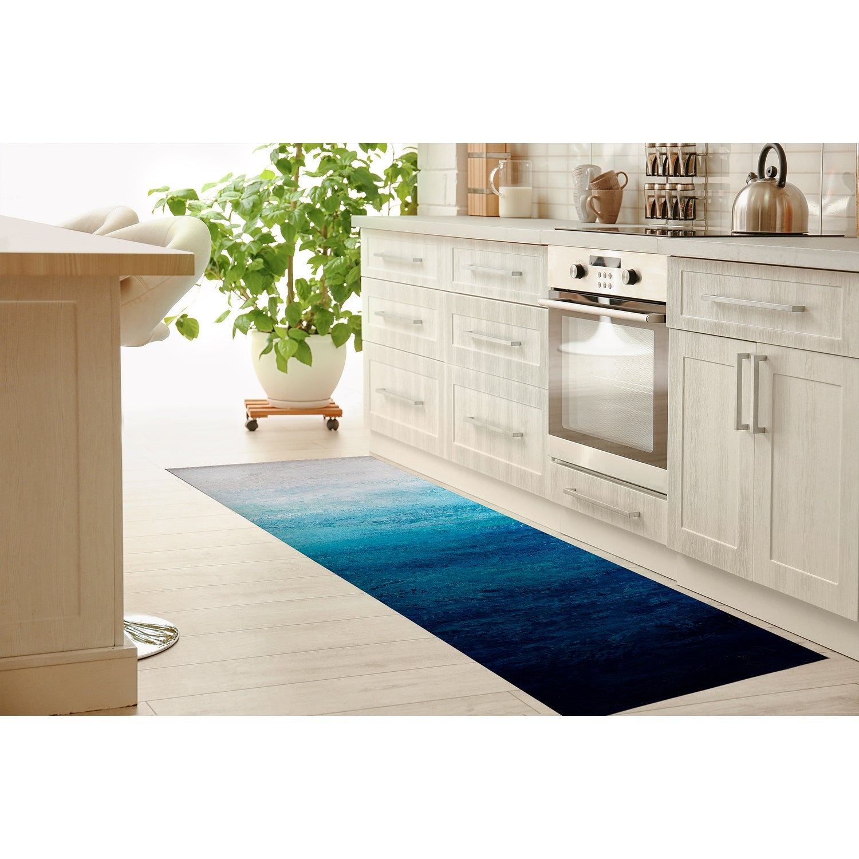 Horizon Kitchen Mat By Jessica Osborne Overstock 32029178