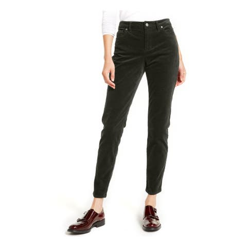 VINCE CAMUTO Womens Black Solid Straight leg Jeans Size 31/12 - 31\12