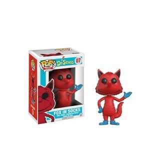 Funko POP Dr. Seuss - Fox in Socks - Multi