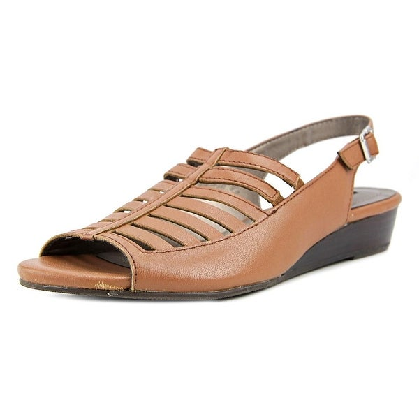 Array Iris Women Tan Pumps