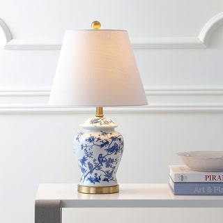 """Link to Penelope 22"""" Chinoiserie LED Table Lamp by JONATHAN  Y - 22 Similar Items in Table Lamps"""
