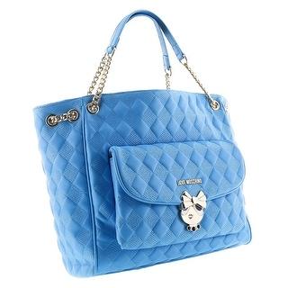 Moschino JC4270 0750 Cobalt Shoulder Bag
