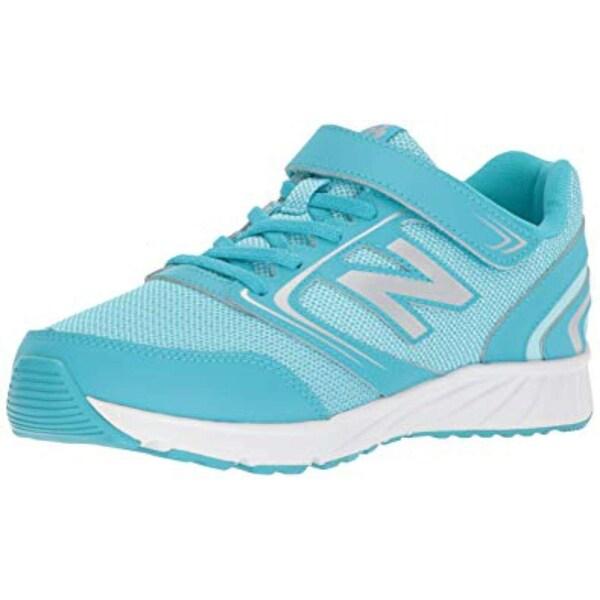 829cb8c7 Shop Kids New Balance Girls KA455azy Low Top Lace Up Running ...