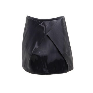 Zimmermann Womens Juniors Independent Mirror Tulip Skirt Iridescent Mini - 3