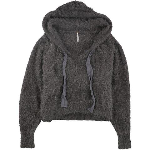 Free People Womens Light As A Feather Hoodie Sweatshirt